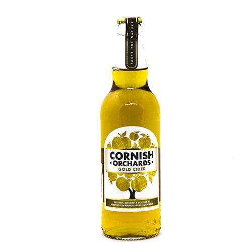 cornish gold cider