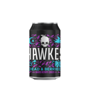 Hawkes Dead and Berried Cider