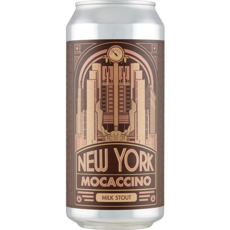Mad Scientist New York Mocaccino