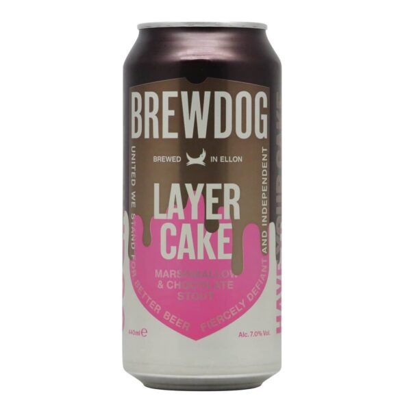 Brewdog Layer Cake