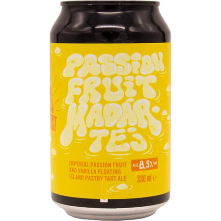 Mad Scientist Passion Fruit Madartej