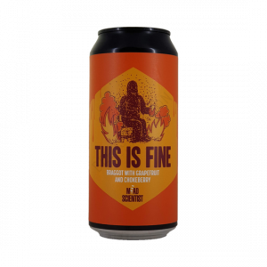 Mead Scientist This is Fine