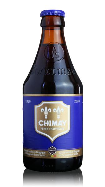 Chimay Blue 2020
