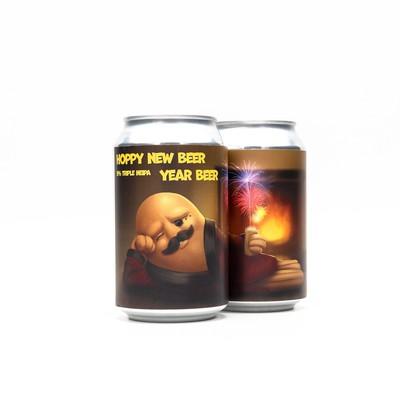 Lobik Hoppy New Year Beer