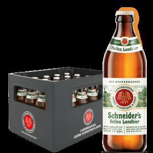 Schneider's Helles Landbier