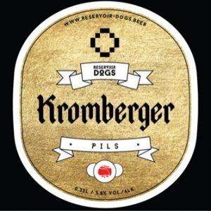 Reservoir Dogs Kromberger Pils 330 ml