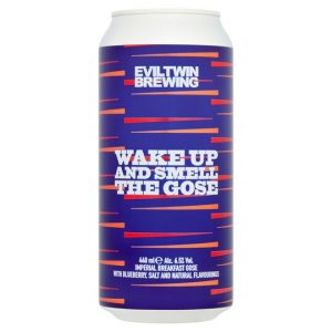 EvilTwin Wake up and Smell the Gose