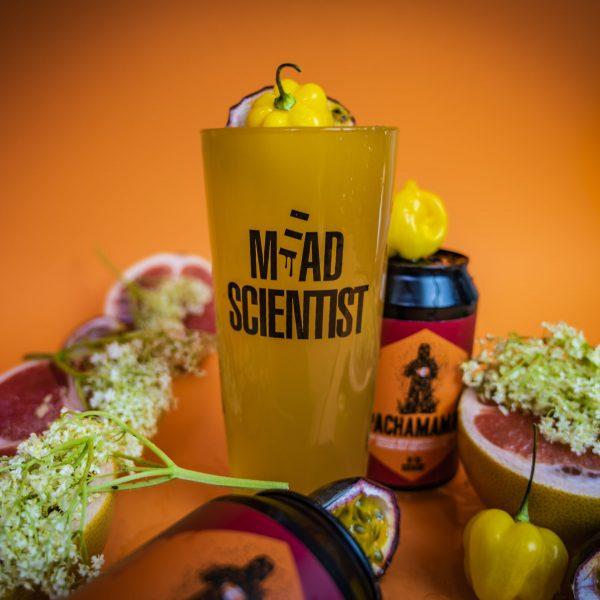 Mad Scientist Pachamama