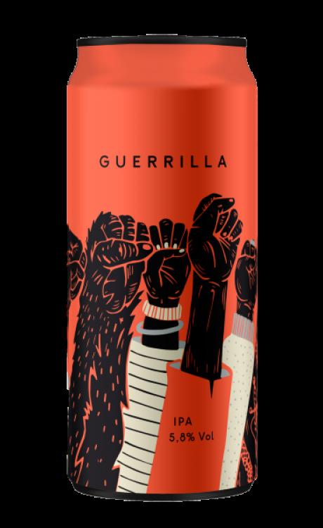 Crak Guerrilla